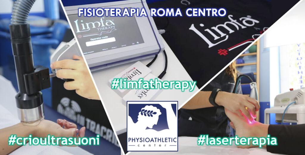 fisioterapia roma centro